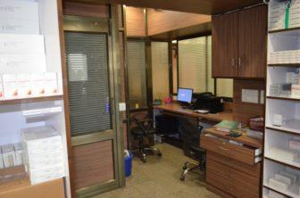 Pharmacist Desk